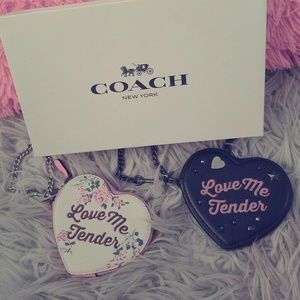 Coach Elvis Coinpurse limited edition!